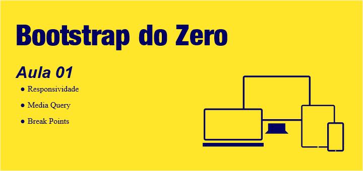 Curso Bootstrap do Zero - Aula 01