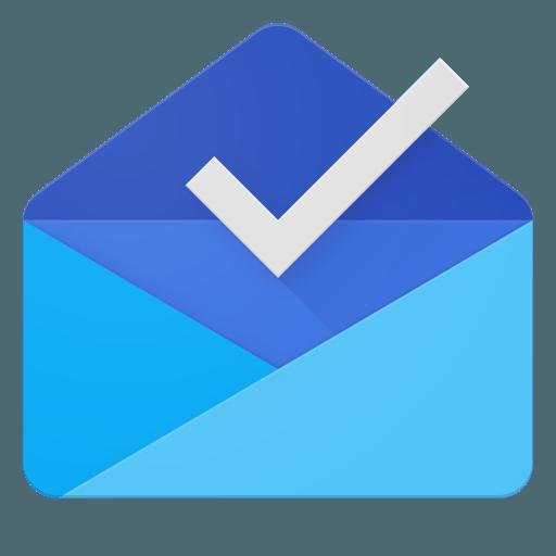 Google Inbox by Gmail logo - Mini Curso Elementor - Falta Pouco