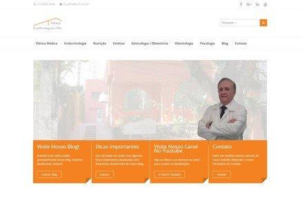 clinica dr joffre05thumb home - Criação de Sites